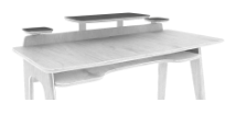 Original.jorn desk shelf surface design
