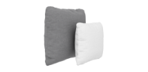 Original.square pillow size insert